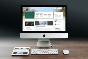 Buckley Town Council Website Mac
